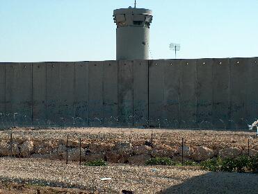 Muro-striscia-di-gaza