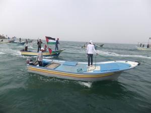 pescatori gaza
