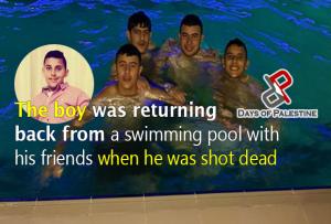 ragazzi in piscina
