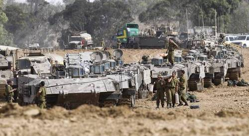 Gaza ground invasion possible